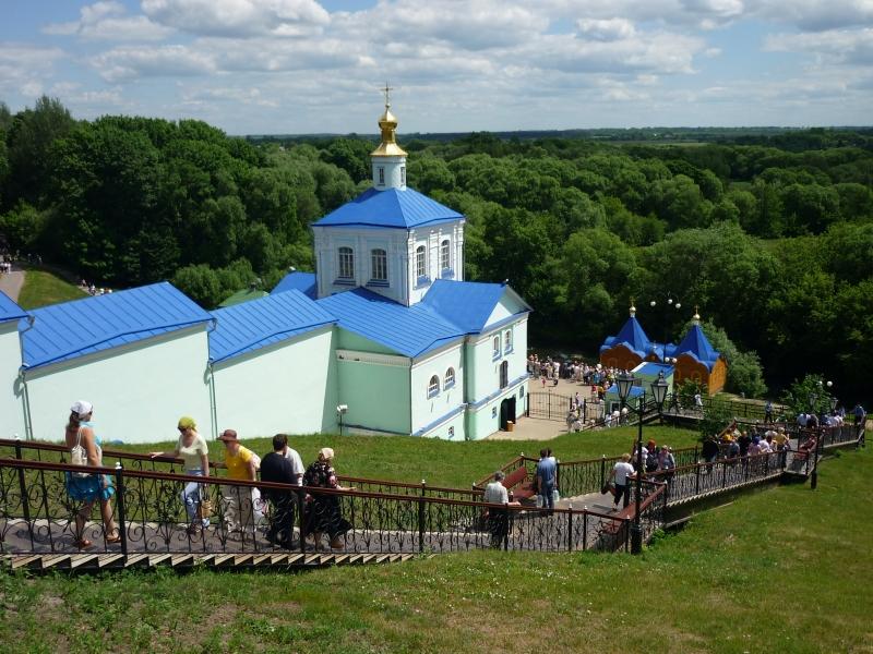 поездка в Курскую область
