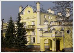 Санаторий Моква в Курской области