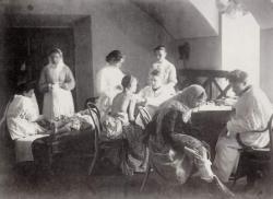 Первая больница города