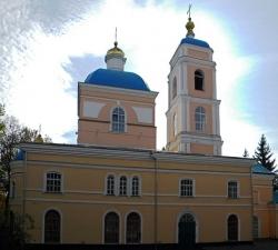 Церкви и монастыри Черноземья