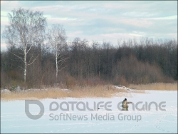 Ловля щуки зимой на реках Курска