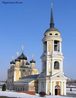 Успенская Адмиралтейская церковь в Воронеже
