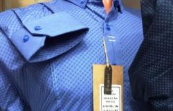 Воронежец вынес из магазина дорогие рубашки, используя «пакет-невидимку»