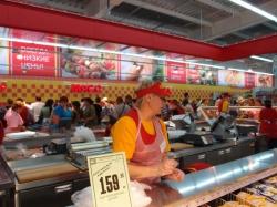 В курских торговых сетях на треть завышали цены на сахар, гречку, рыбу, яйца и чай