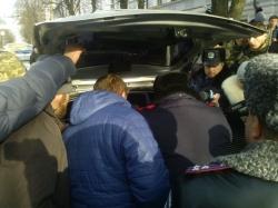 Курянка, приехавшая в Сумы, чуть не пострадала от «Правого сектора» (Видео)
