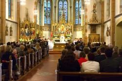 Различия в крестном знамении у православных и католиков