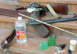 Как хранить оружие