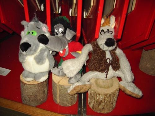 Музей волка в Тамбове