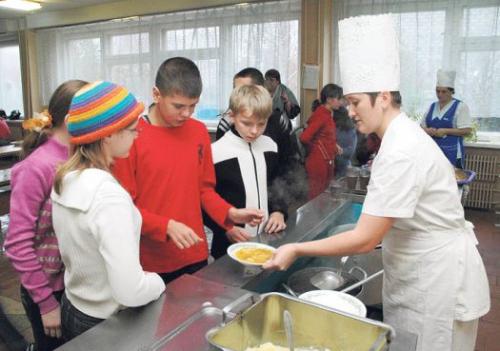 Курские школьные обеды оказались самыми дешевыми в стране