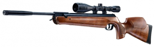 Охота с пневматической винтовкой калибра 4.5 мм