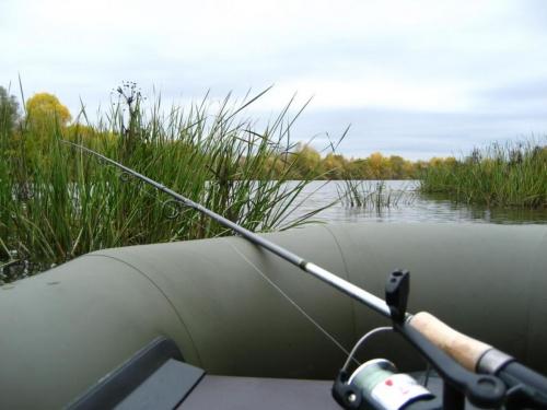 Ловля с лодки спиннингом