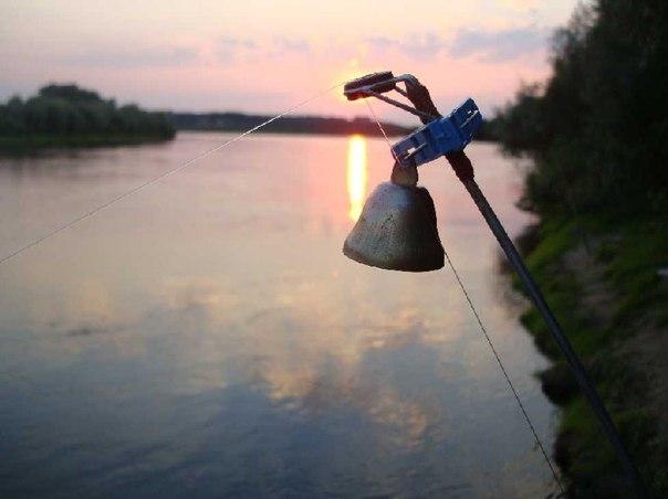 колокол для рыбалки