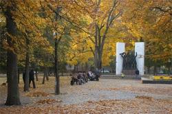 Парк Героев Гражданской войны