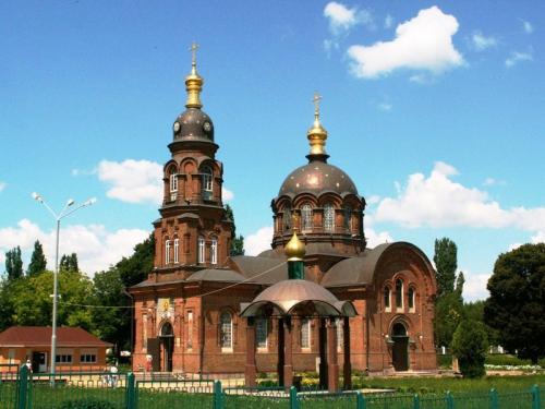 Собор Александра Невского - Старый Оскол