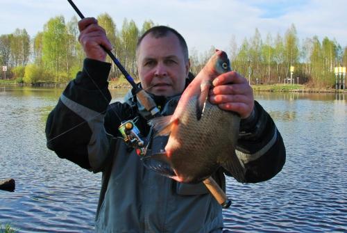 Рыбалка в Черноземье